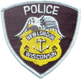 New London Police Badge